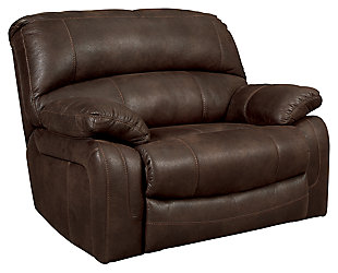 Zavier Oversized Recliner, , Large ...