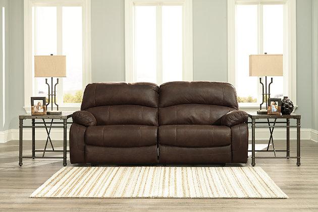 Zavier Reclining Sofa by Ashley HomeStore, , Polyester