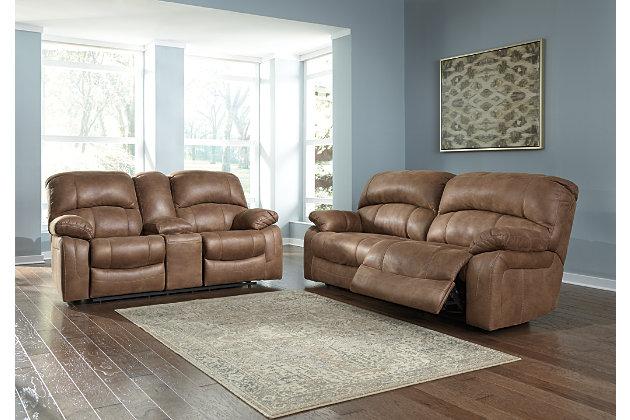 Zavier Power Reclining Sofa Ashley Furniture Homestore