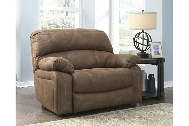 Zavier Oversized Power Recliner Ashley Furniture Homestore