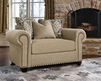 Ilena Oversized Chair Ashley Furniture HomeStore