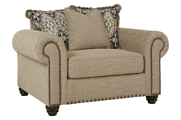 Ilena Oversized Chair, , large