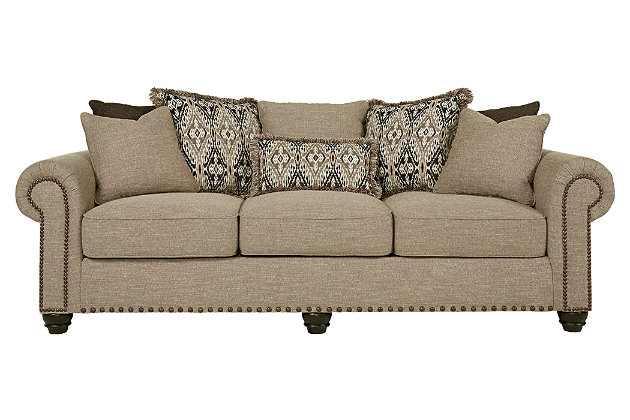 Ashley Furniture Sofa ilena sofa | ashley furniture homestore