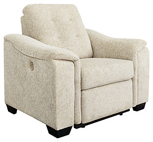 Beaconfield Oversized Power Recliner, , large