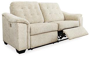 Beaconfield Power Reclining Sofa, , large