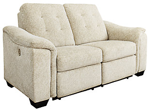 Beaconfield Power Reclining Loveseat, , large