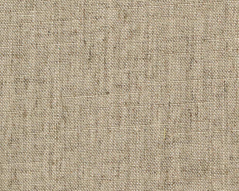 Kieran Cream Linen Fabric Swatch