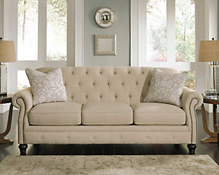 beige leather living room set. Product Comparision Sofas  Ashley Furniture HomeStore