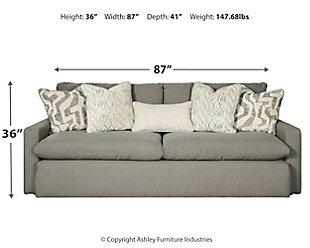 Nandero Sofa, , large
