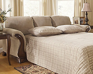 ... Large Lanett Queen Sofa Sleeper, , Rollover