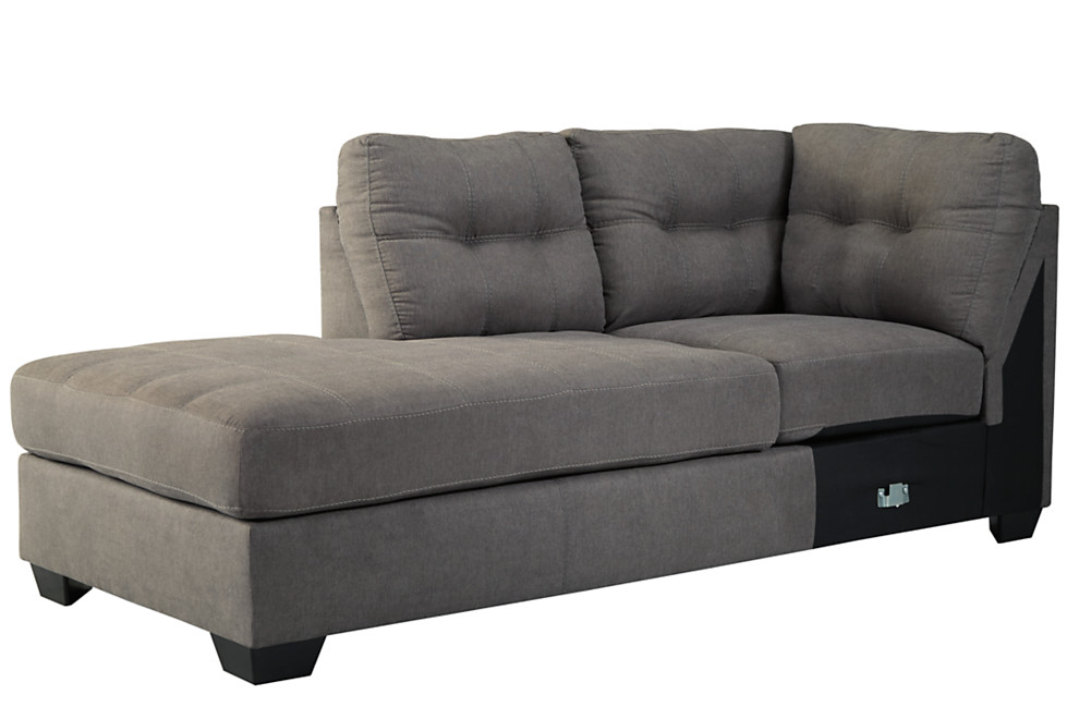 Product shown on a white background  sc 1 st  Ashley Furniture Industries : ashley furniture laf corner chaise - Sectionals, Sofas & Couches