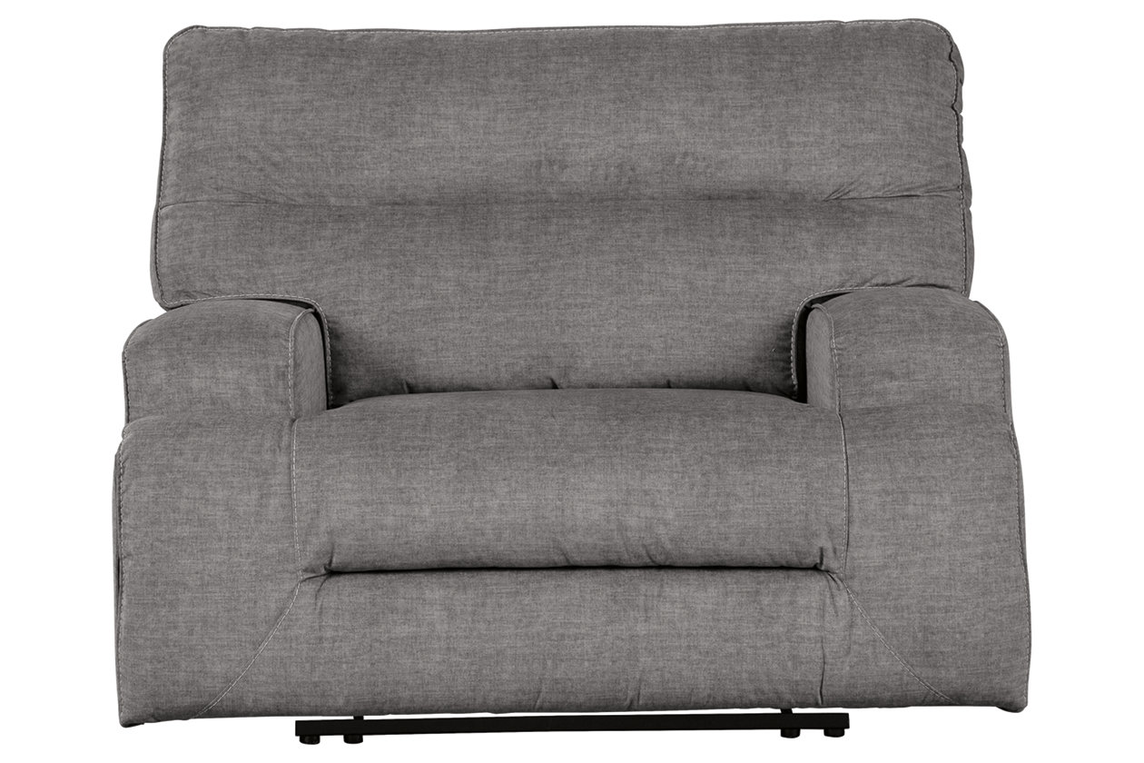 Coombs Oversized Recliner Ashley