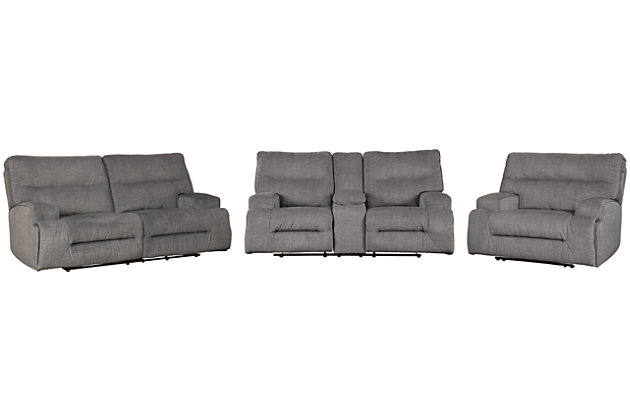 Coombs Sofa, Loveseat and Recliner, , large