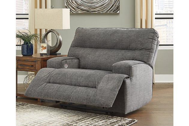Coombs Oversized Power Recliner, , large