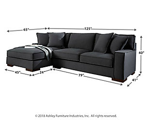 Gamaliel 2-Piece Sectional with Chaise, , large