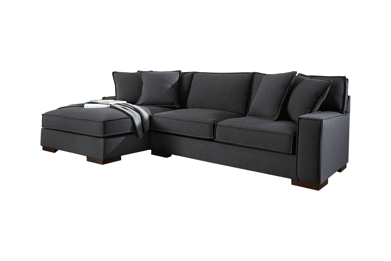 Superb Gamaliel 2 Piece Sectional With Chaise Ashley Furniture Andrewgaddart Wooden Chair Designs For Living Room Andrewgaddartcom