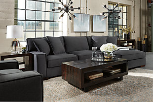 Gamaliel 2-Piece Sectional, , large