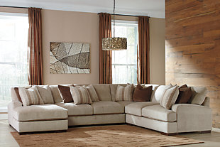 Arminio 4-Piece Sectional, , rollover