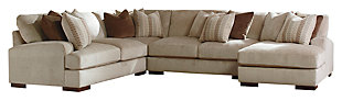 Arminio 4-Piece Sectional, , large