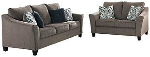 Nemoli 2-Piece Upholstery Package, , large