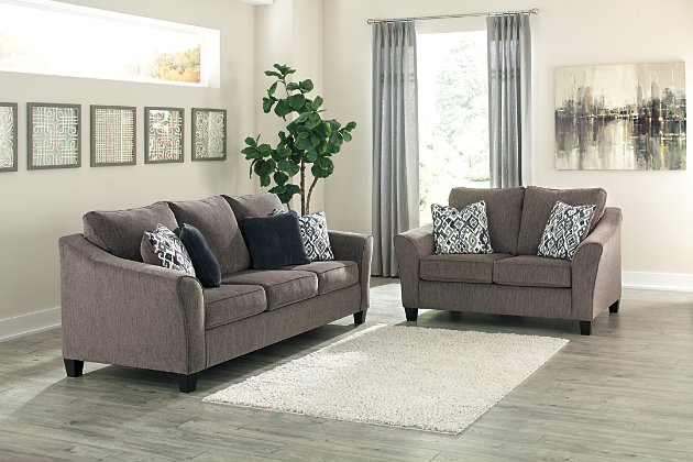 Nemoli Queen Sofa Sleeper Ashley Furniture Homestore