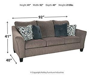 Nemoli Queen Sofa Sleeper, , large