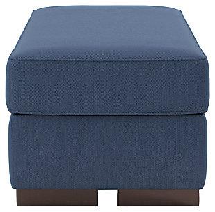 Ashlor Nuvella® Oversized Chair Ottoman, , large