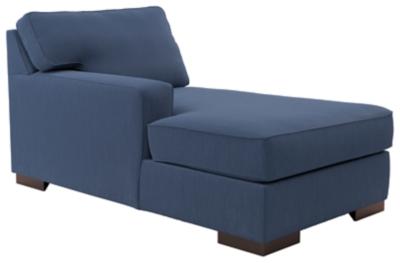 Ashlor Nuvella® Left-Arm Facing Corner Chaise, , large