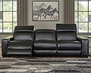 Mantonya 3-Piece Power Reclining Sectional, , rollover