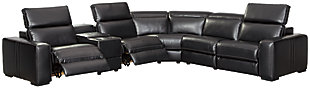 Mantonya 6-Piece Reclining Sectional with Power, , large