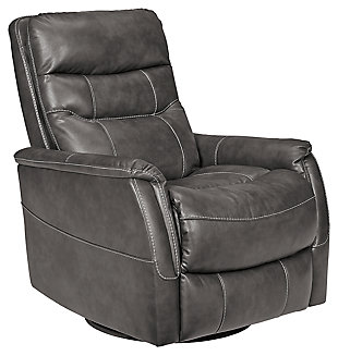 Riptyme Swivel Glider Recliner, , large