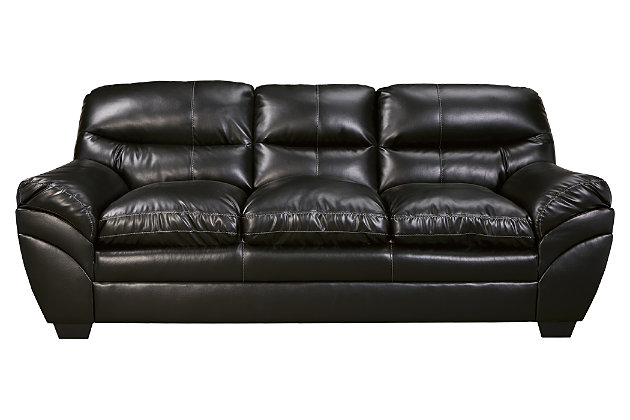 Tassler Sofa, Black, large