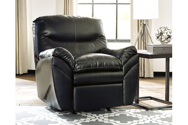 Black Tassler DuraBlend® Recliner View 1  sc 1 st  Ashley Furniture HomeStore & Tassler DuraBlend® Recliner | Ashley Furniture HomeStore islam-shia.org