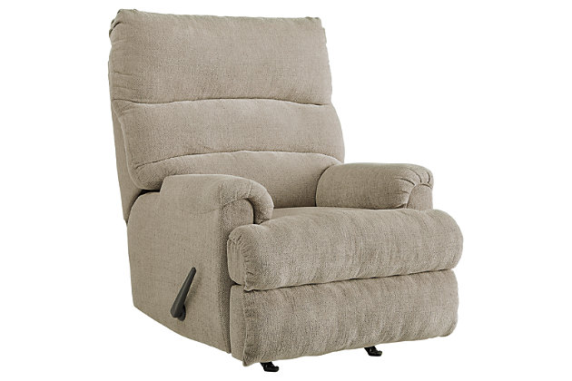 Man Fort Recliner, Dusk, large