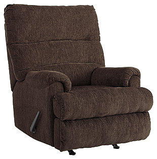 Man Fort Recliner, Earth, large
