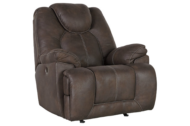 Warrior Fortress Power Recliner, , large