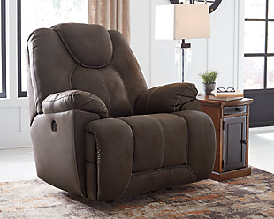 Warrior Fortress Power Recliner, , rollover