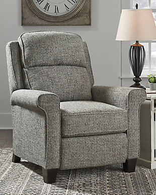 Evanside Power Recliner, Gray, large