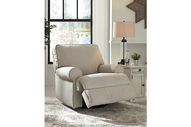 Ferncliff Swivel Glider Recliner, , large