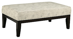 Baveria Oversized Ottoman, , large