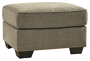 Baveria Chair Ottoman, , Large ...