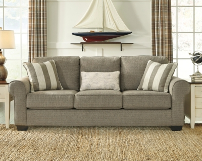 Baveria Sofa by Ashley HomeStore, Fog