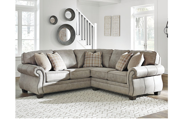 Olsberg 2 Piece Sectional Ashley Furniture Homestore