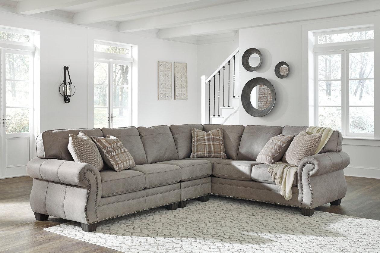 Olsberg 3-Piece Sectional | Ashley Furniture HomeStore