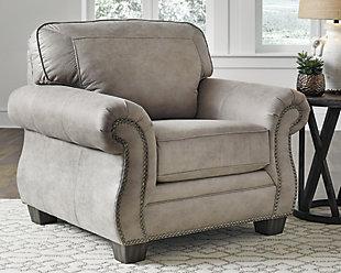Olsberg Chair and Ottoman, , large