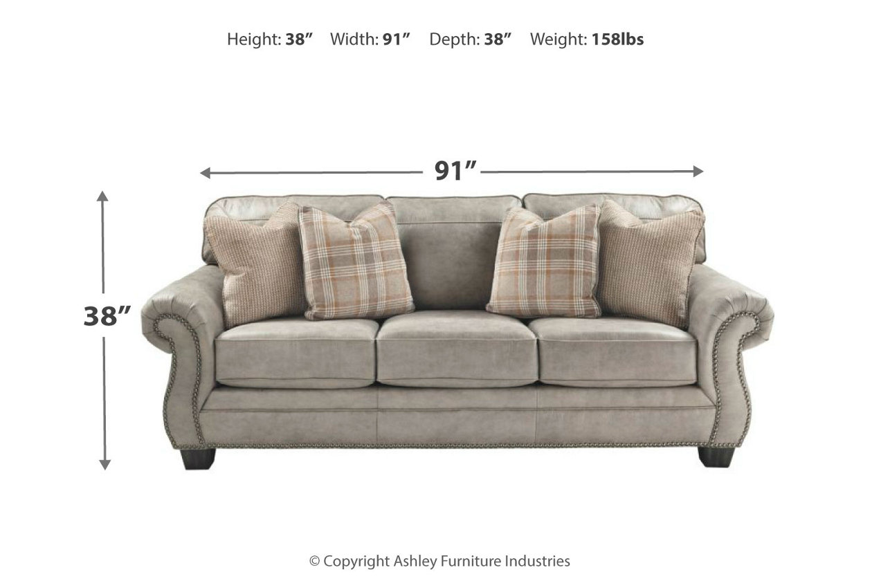 Marvelous Olsberg Sofa Ashley Furniture Homestore Creativecarmelina Interior Chair Design Creativecarmelinacom