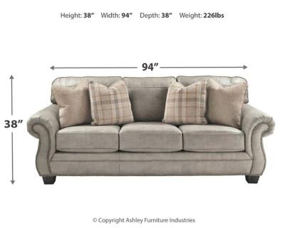- Olsberg Queen Sofa Sleeper Ashley Furniture HomeStore