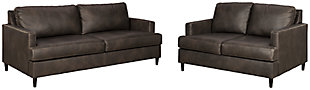 Hettinger Sofa and Loveseat, , large