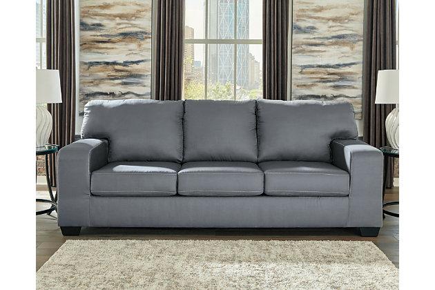 Kanosh Sofa, Steel, large