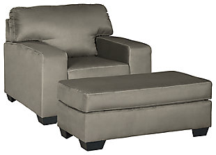Kanosh Chair and Ottoman, , large
